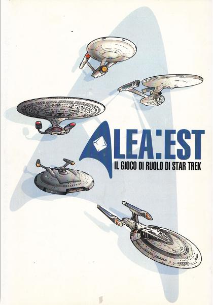 Alea:Eest, Il gioco di ruolo di Star Trek