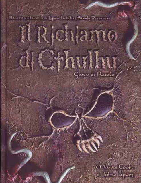 Il Richiamo di Cthulhu