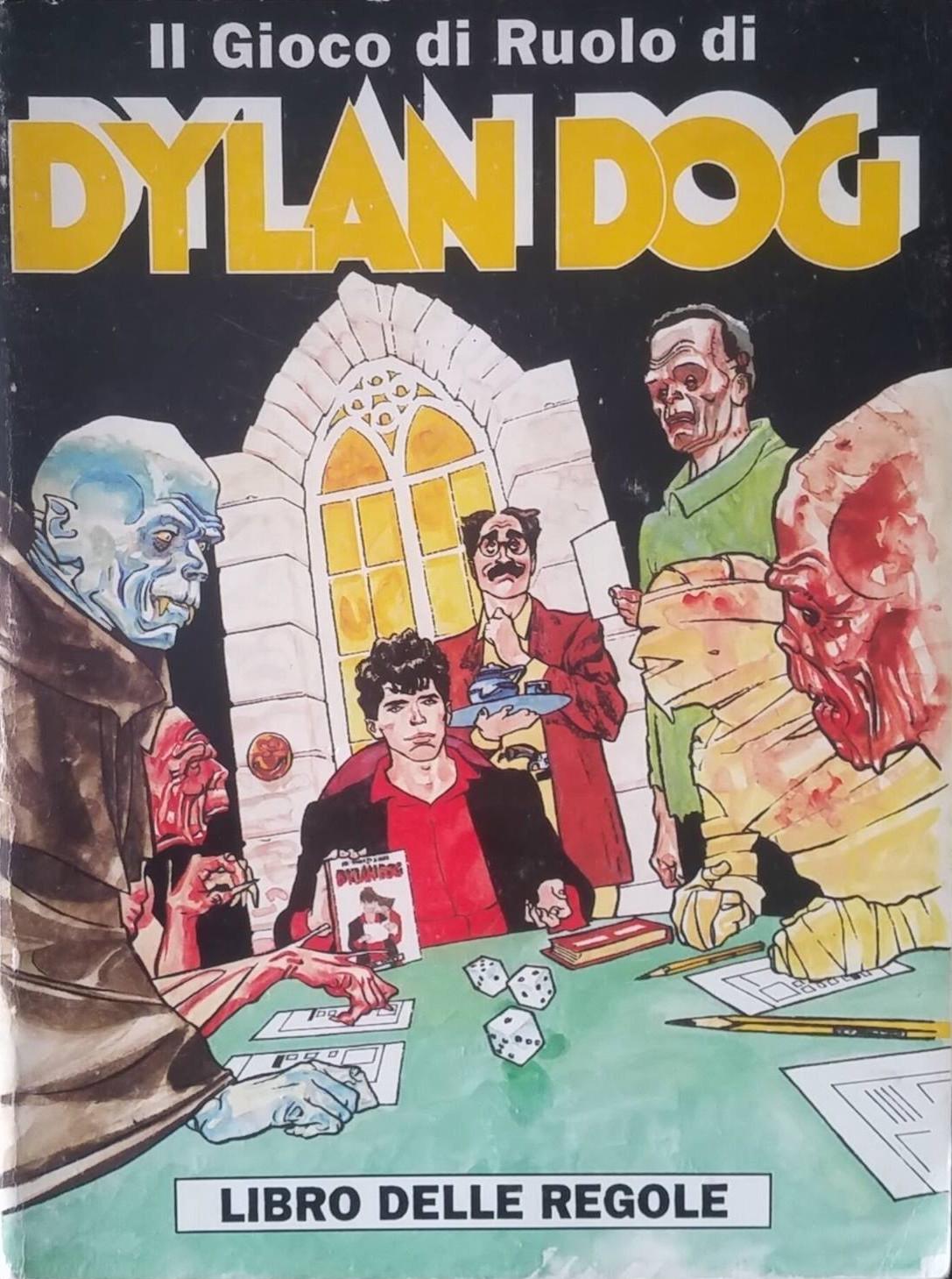 Dylan Dog, il gioco di ruolo