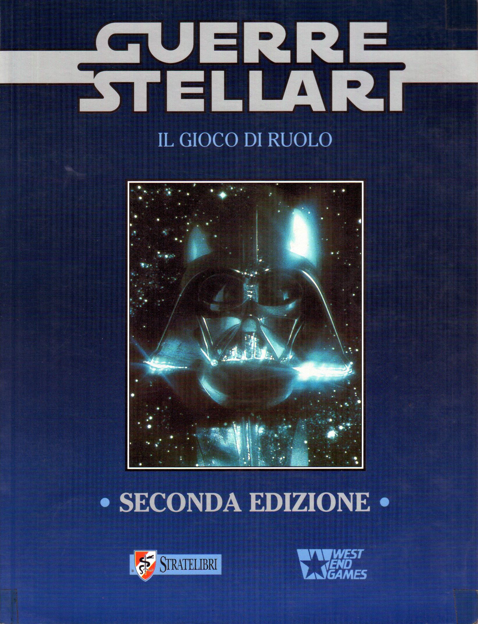 Guerre Stellari, il gioco di ruolo