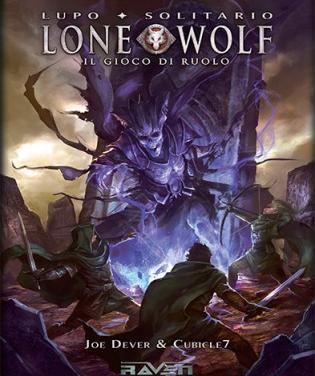 Lone Wolf, il gioco di ruolo