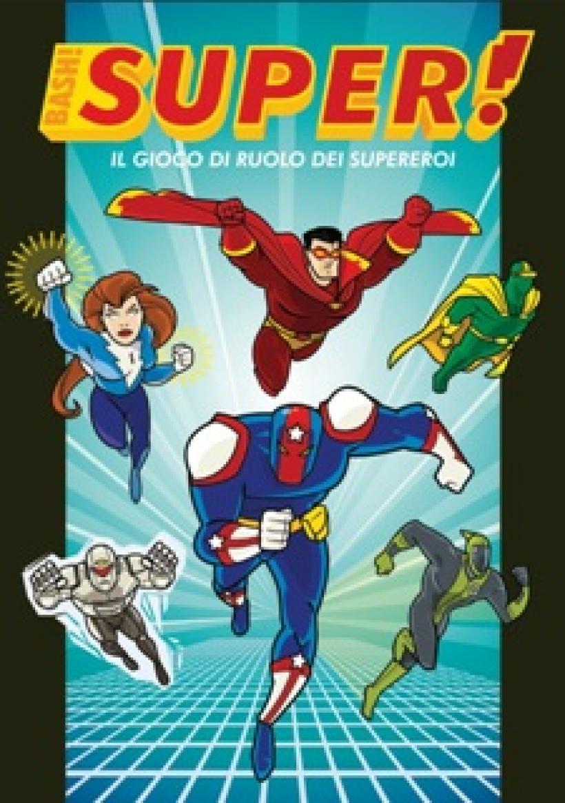 Gioco di supereroi