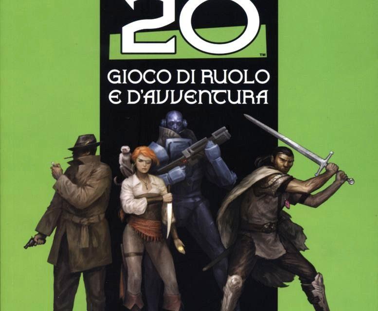 True20, Gioco di Ruolo e d'Avventura