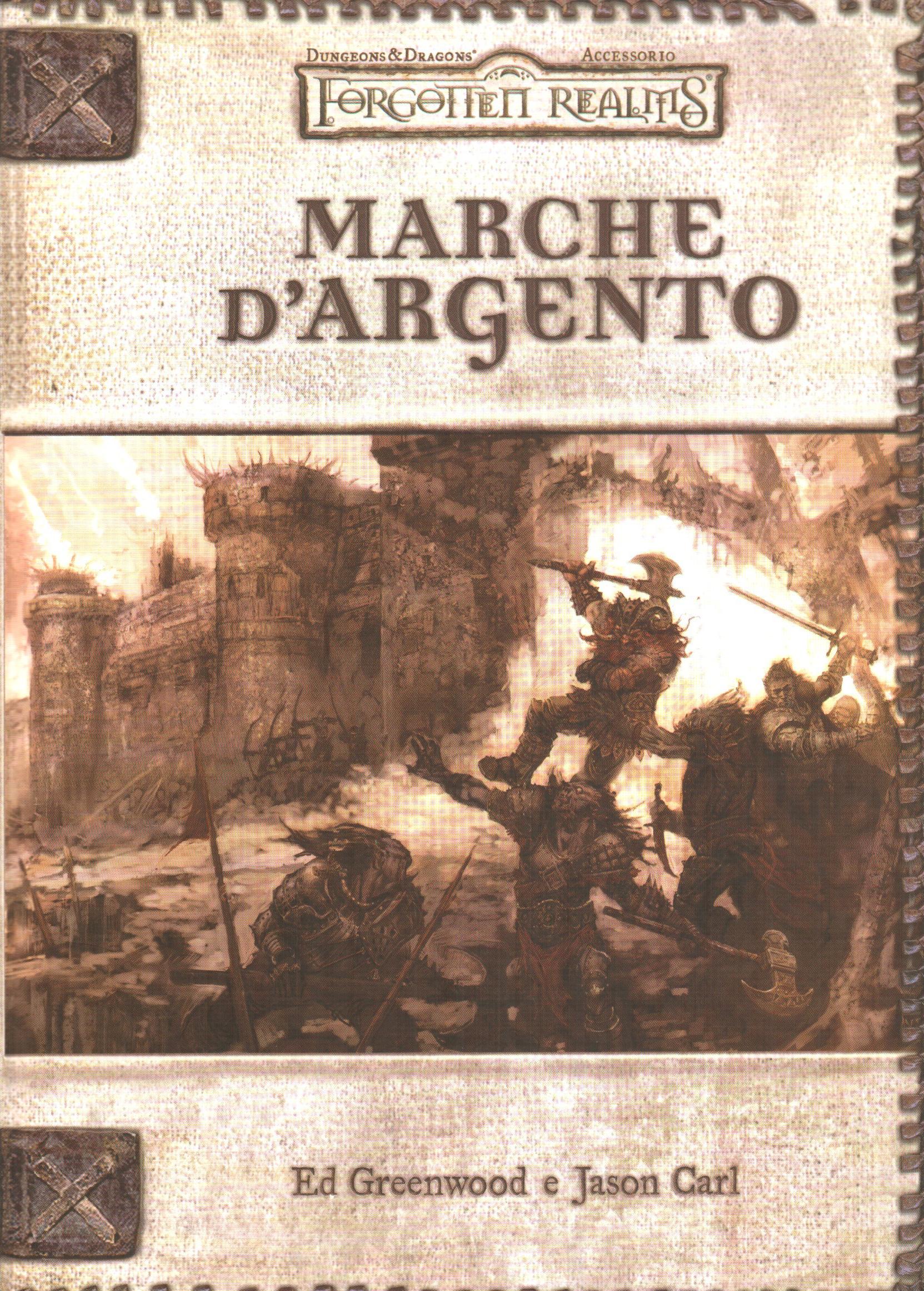 Marche d'Argento