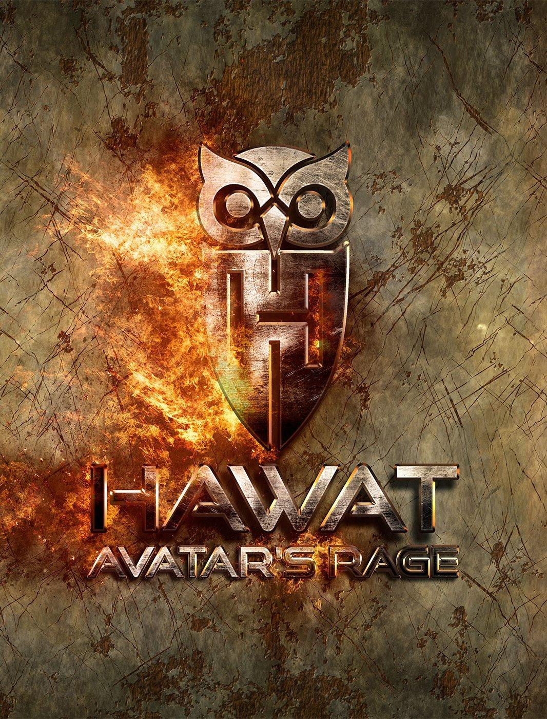 HAWAT, Avatar's Rage