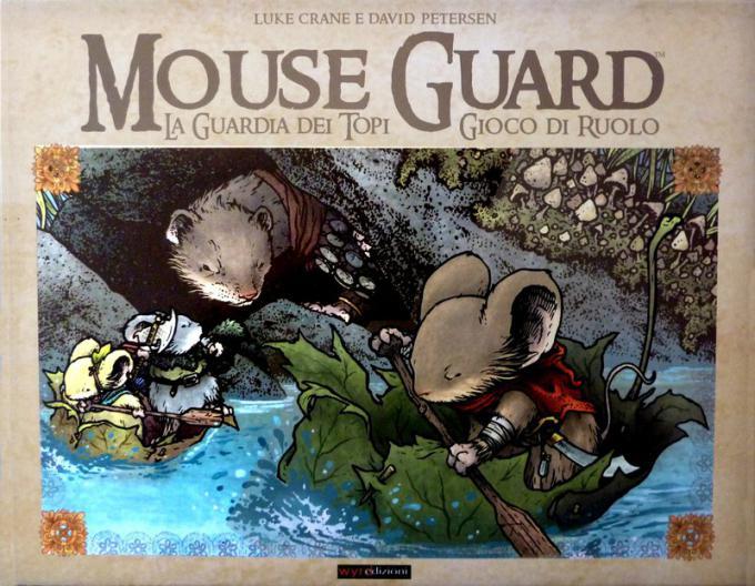 Mouse Guard, La Guardia dei Topi Gioco di Ruolo