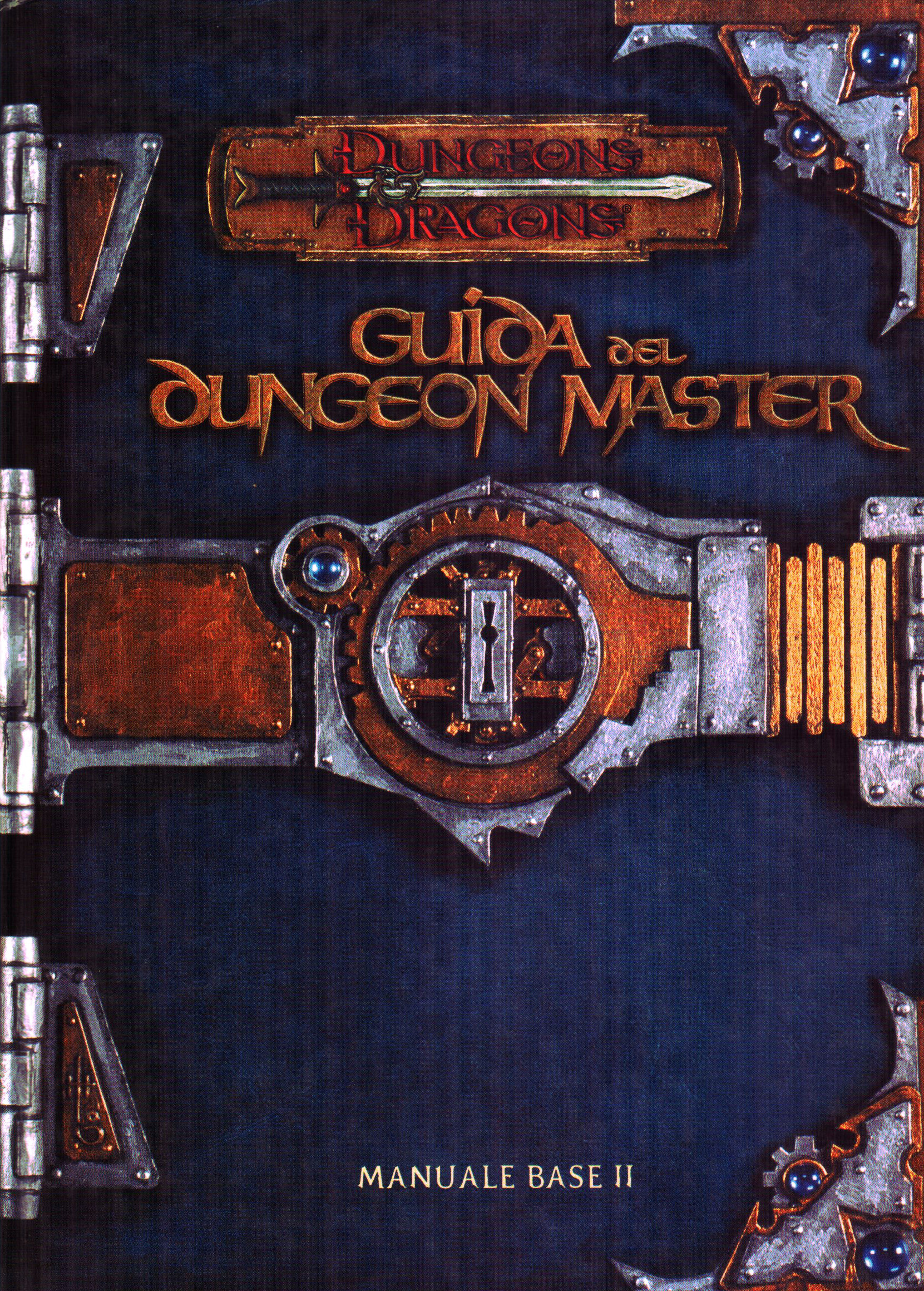 Dungeons & Dragons, Guida del Dungeon Master
