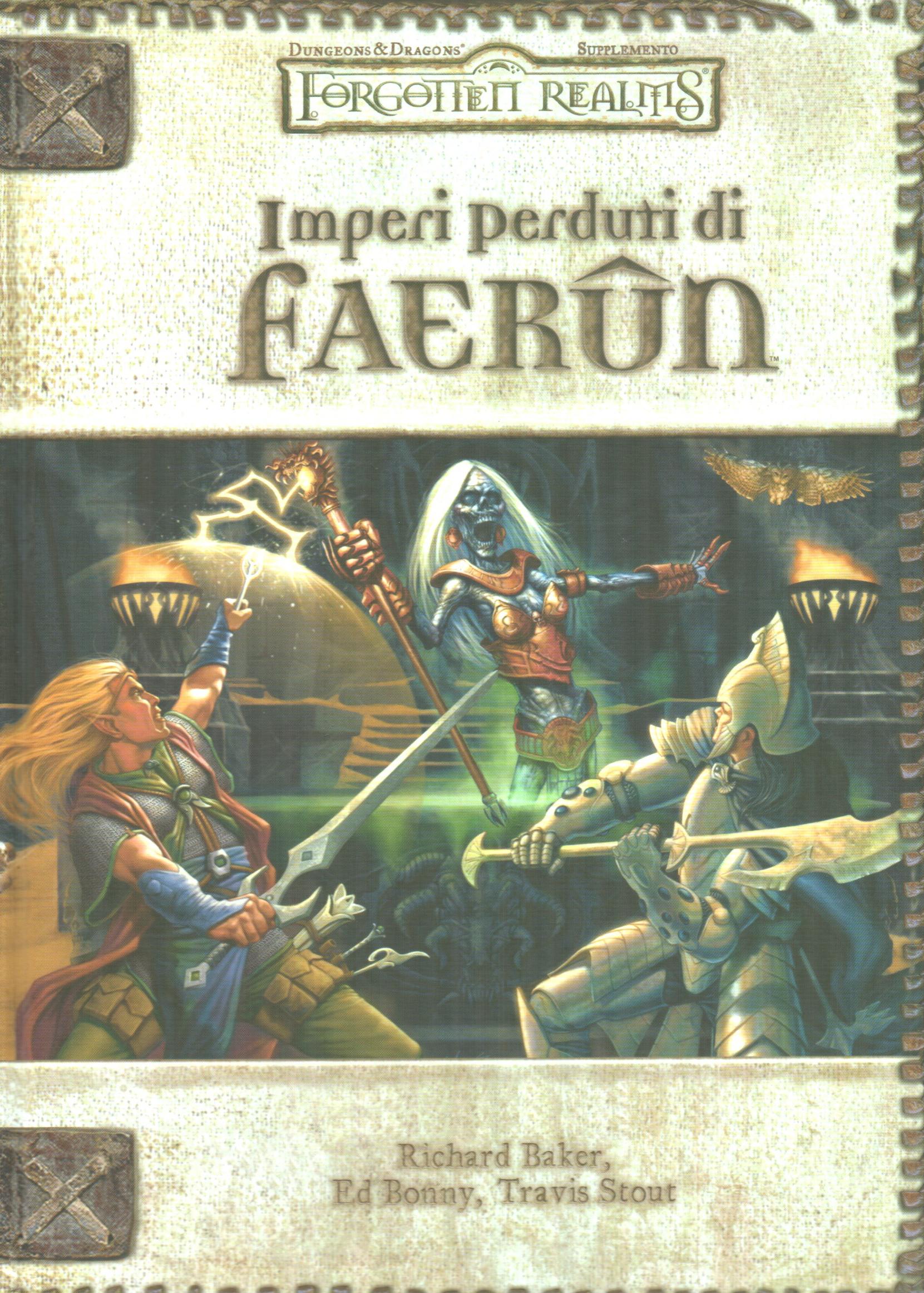 Imperi Perduti di Faerun