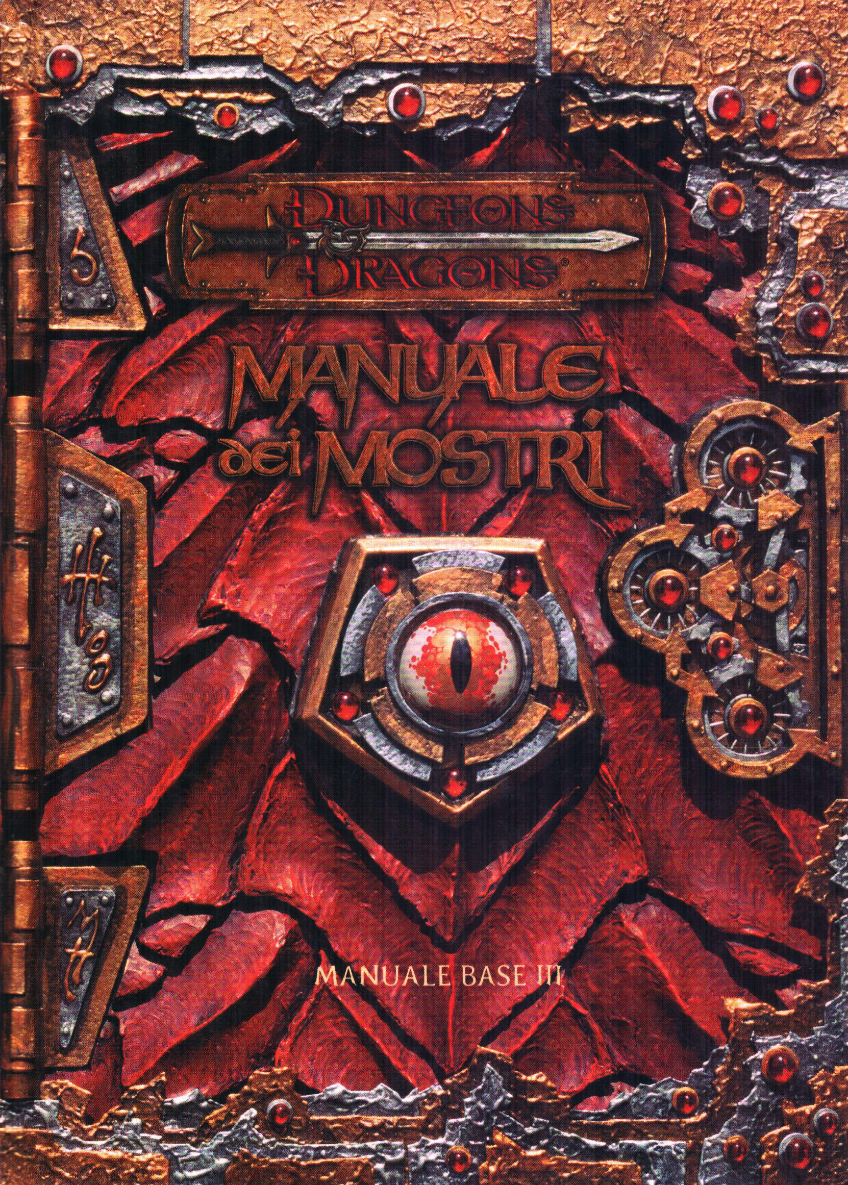 Dungeons & Dragons, Manuale dei Mostri