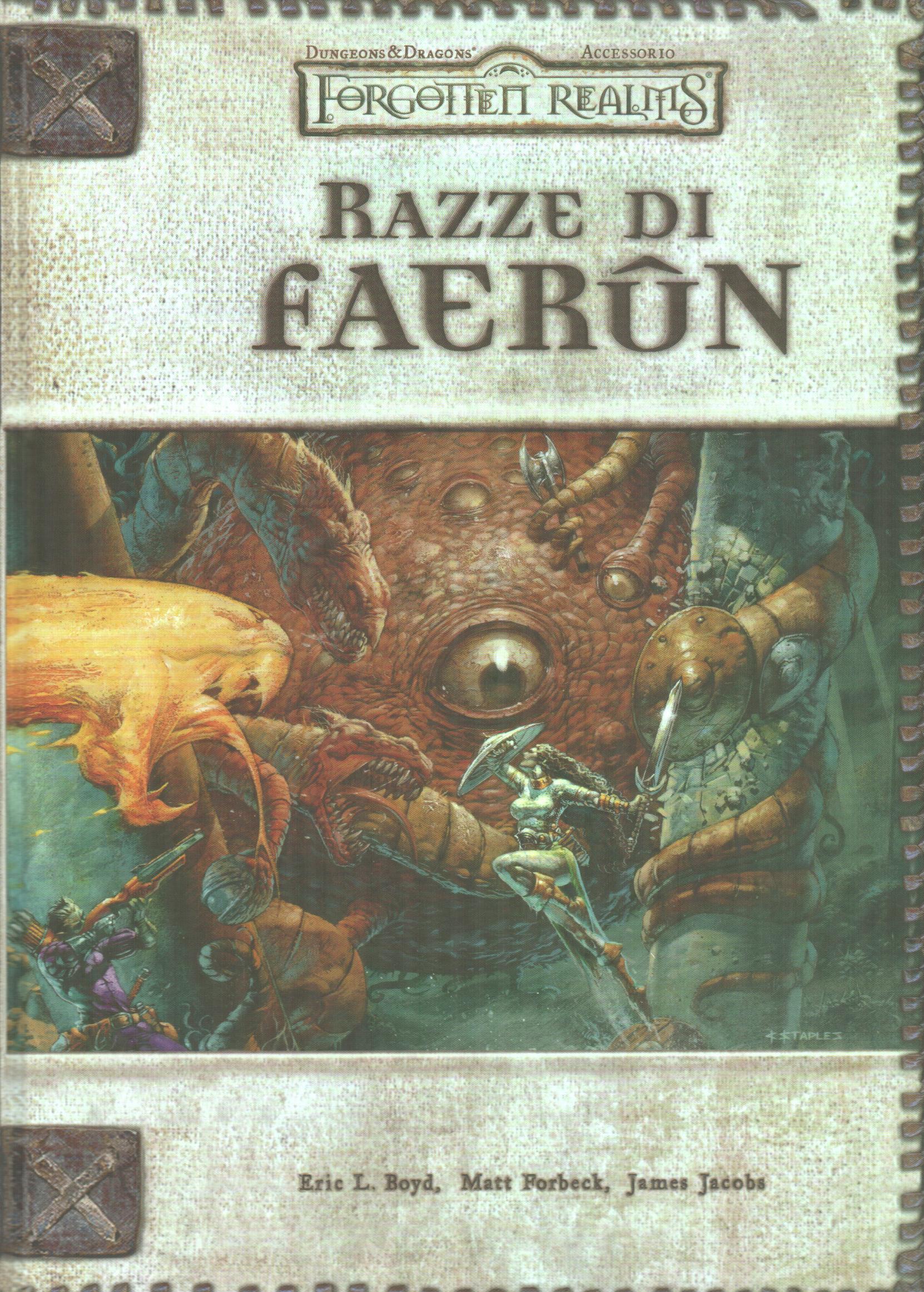 Razze di Faerun