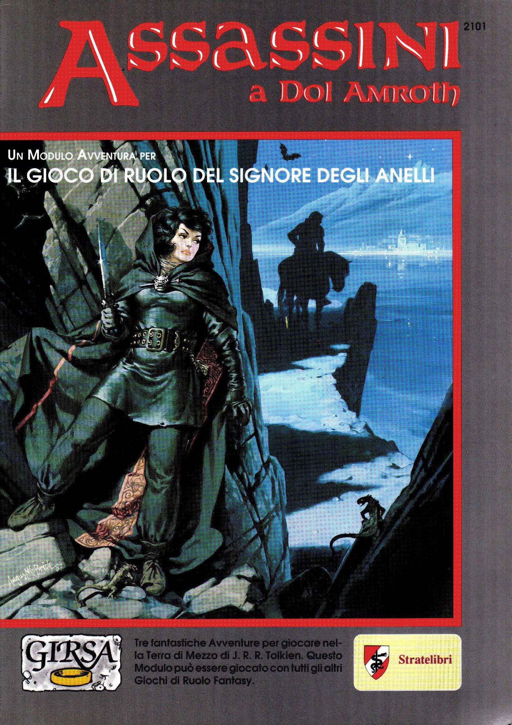 Assassini a Dol Amroth