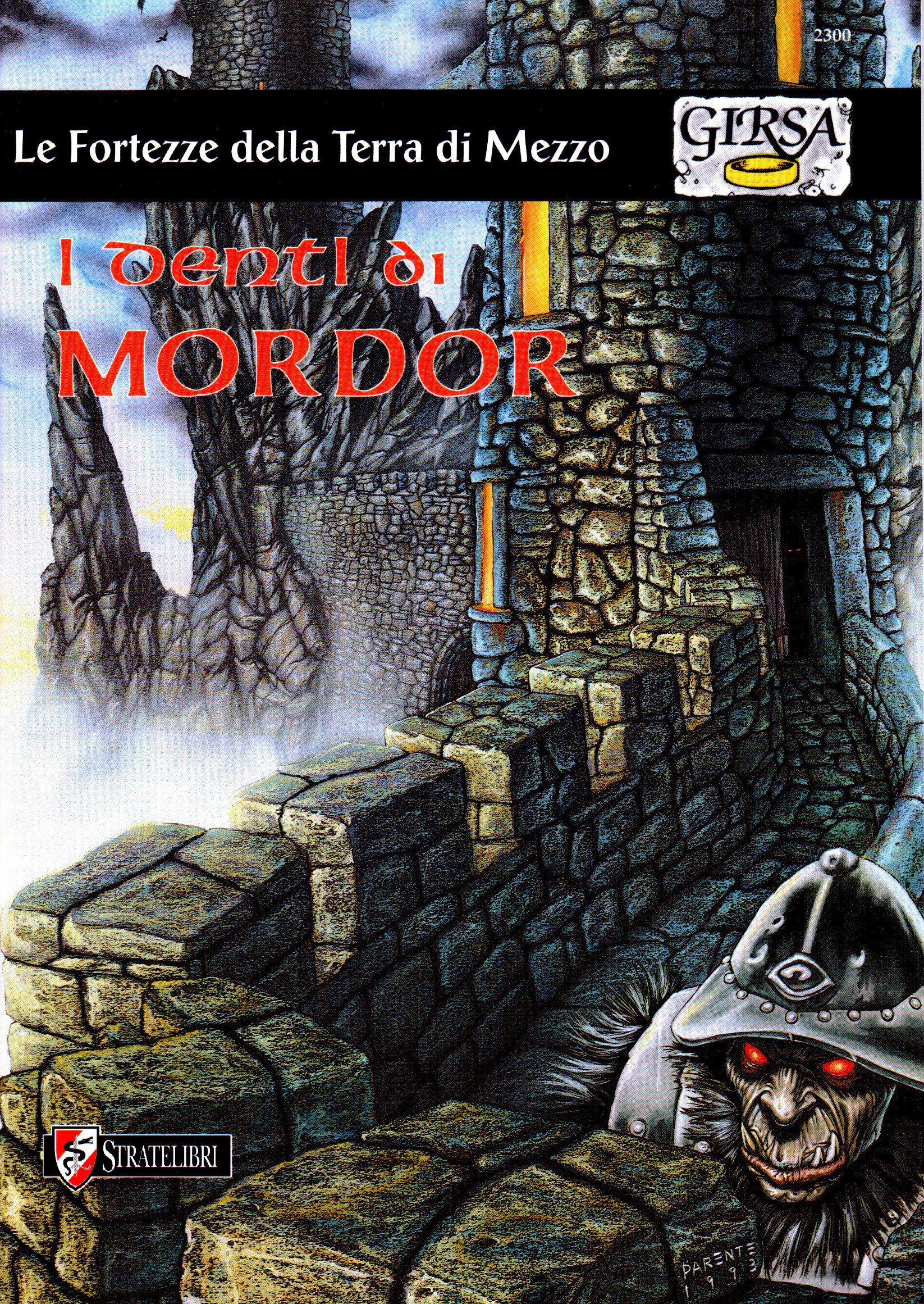 I Denti di Mordor