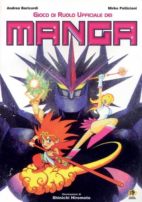Gioco Di Ruolo Ufficiale dei Manga