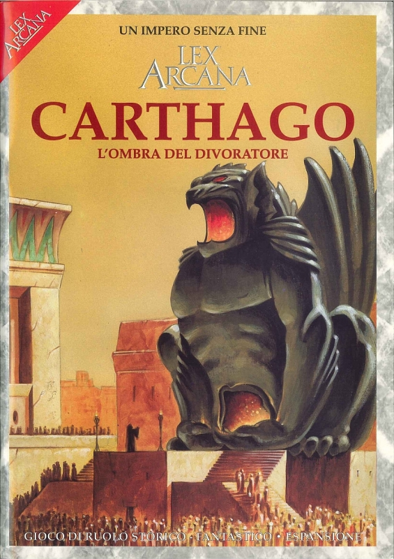 Carthago, L'ombra del divoratore