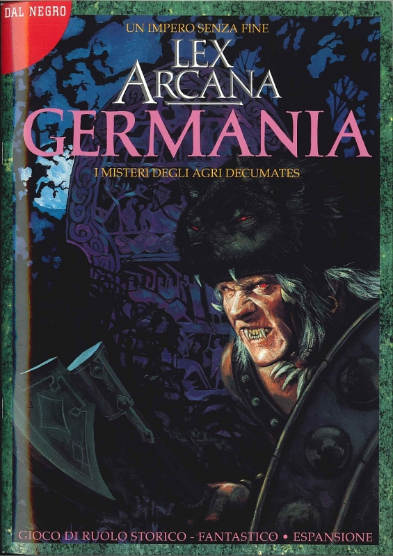 Lex Arcana, Germania