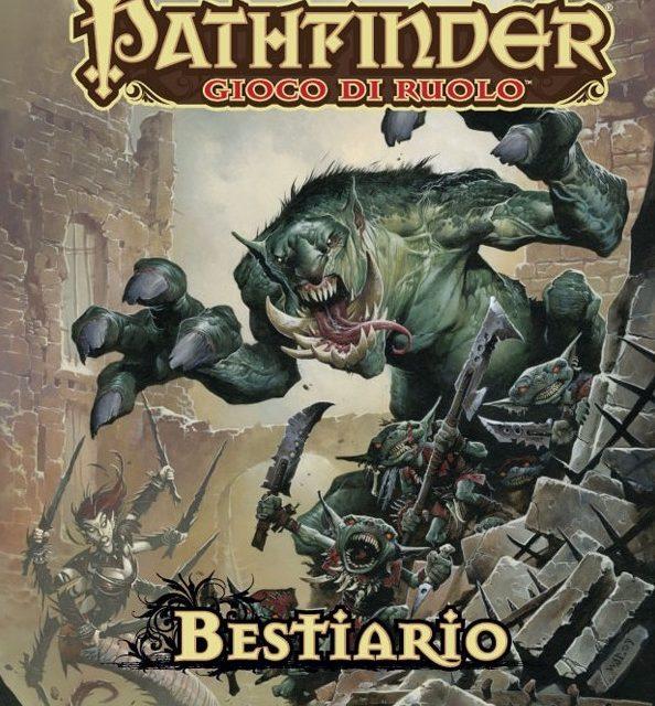 Pathfinder, Bestiario
