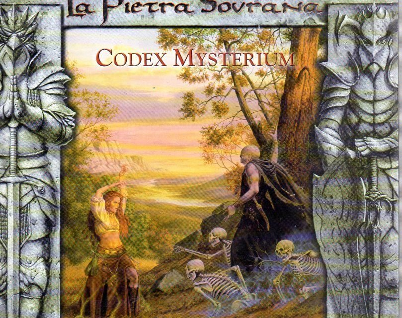La Pietra Sovrana, Codex Mysterium