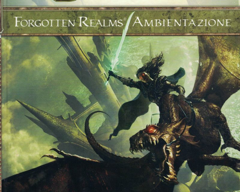 Forgotten Realms Ambientazione