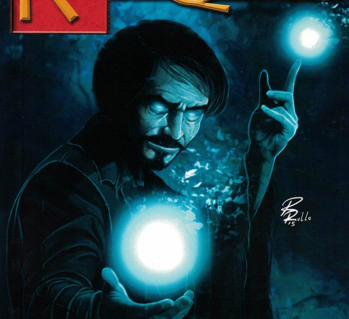 Runequest, Manuale della Magia