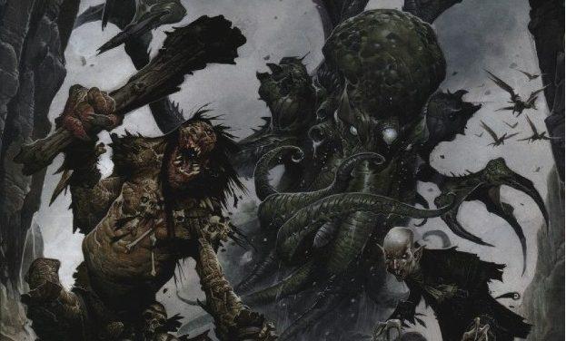 Pathfinder, Bestiario 4
