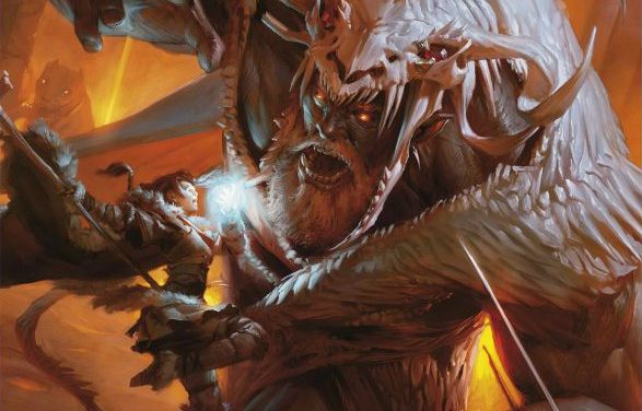 Dungeons & Dragons, Manuale del Giocatore