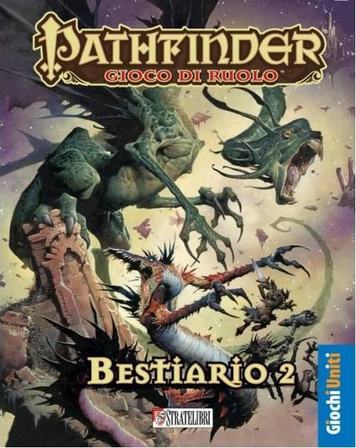 Pathfinder, Bestiario 2