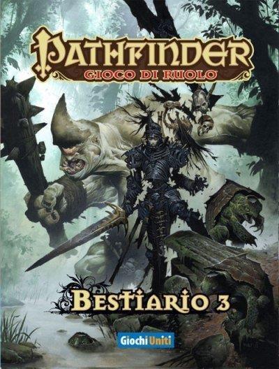 Pathfinder, Bestiario 3