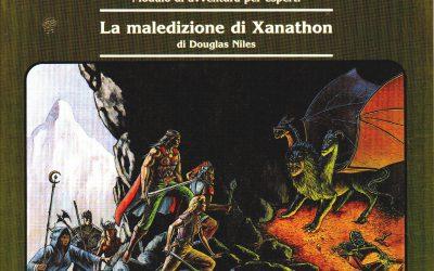 La maledizione di Xanathon