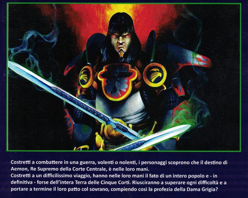 L'Ultima Battaglia di Re Aemon