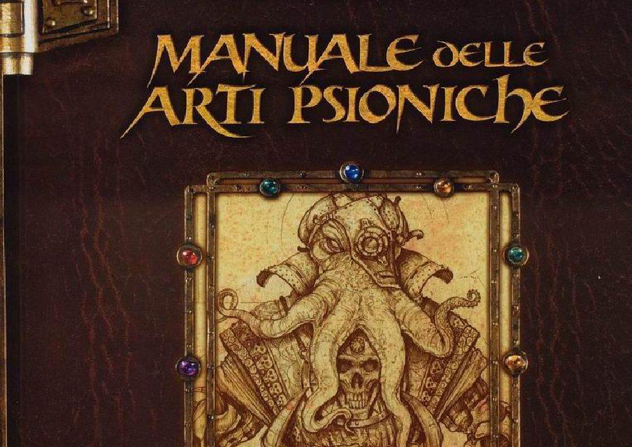 Manuale delle Arti Psioniche