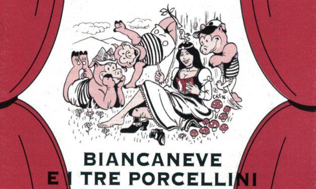 Biancaneve e i tre porcellini