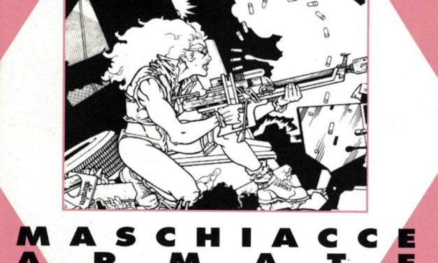 Maschiacce armate pesantemente, Pochettravel Edition